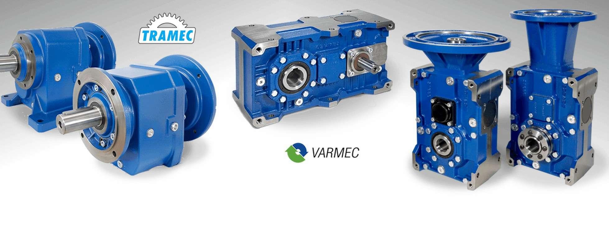 Elektro prevodovky Tramec & Varmec