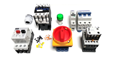 Components for control cabinets