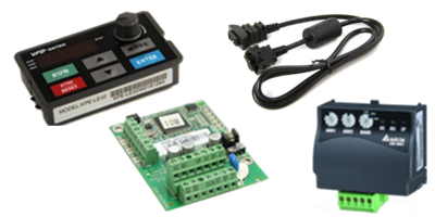 Accessories for inverters Delta Electronics