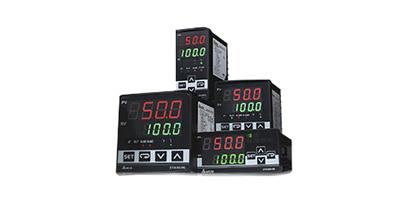 Temperature controllers Delta Electronics