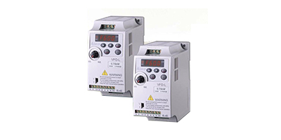 Frequency inverters VFD-L