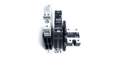 Solid state relays action